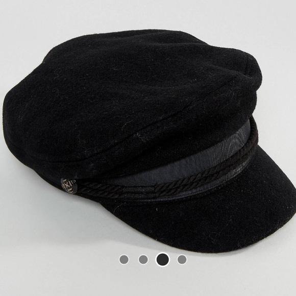 ASOS Accessories - ASOS Baker Boy Hat Black OS 6eb1ba48488